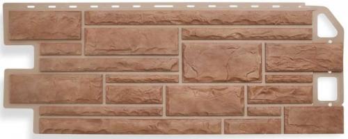 Фасадная панель Камень (кварцит)